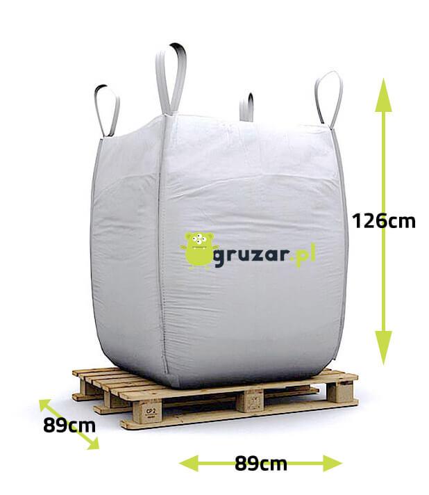 Big Bag Warszawa wymiary