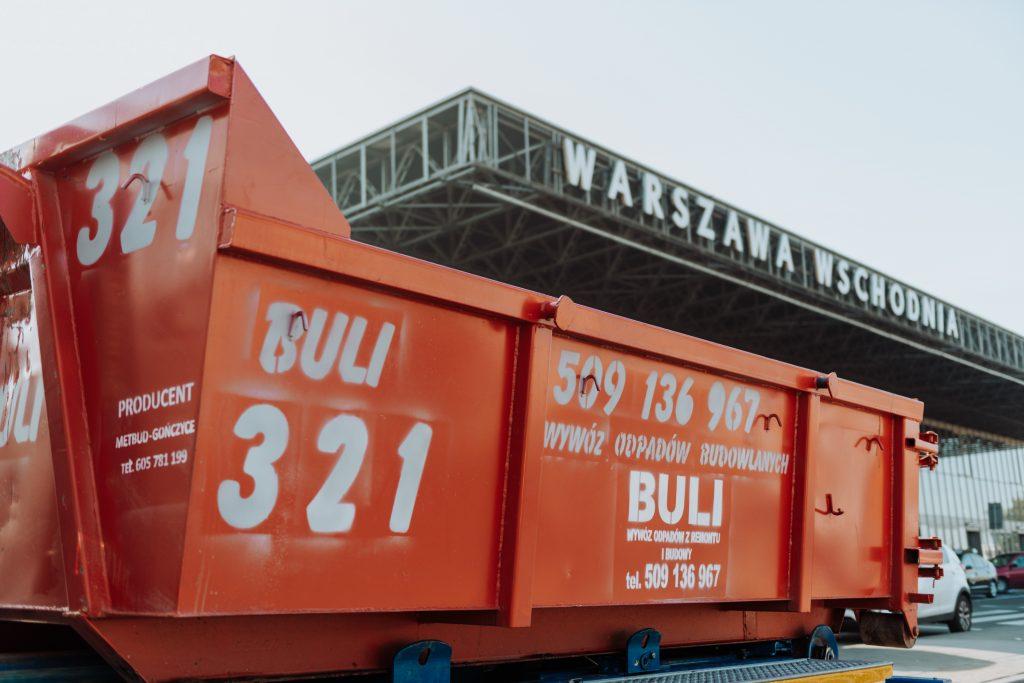 kontenery wola