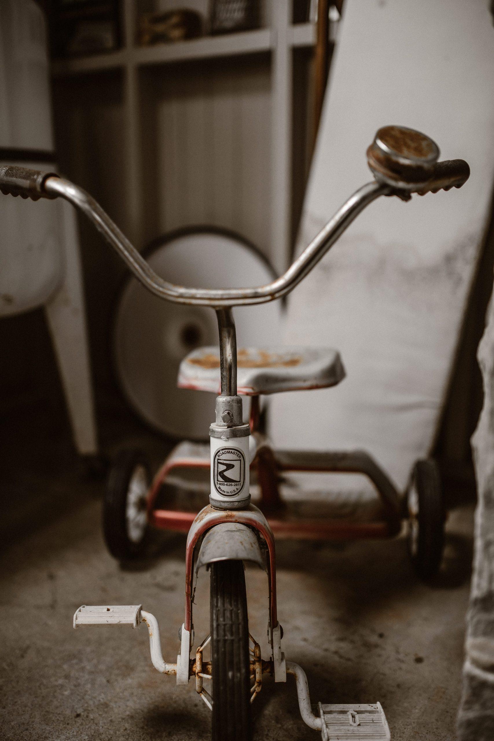 rowerek wielkogabarytowy